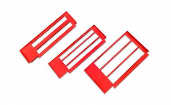 Слайдер для нанесения раствора Porotherm PTH 20, 246*800*43 мм