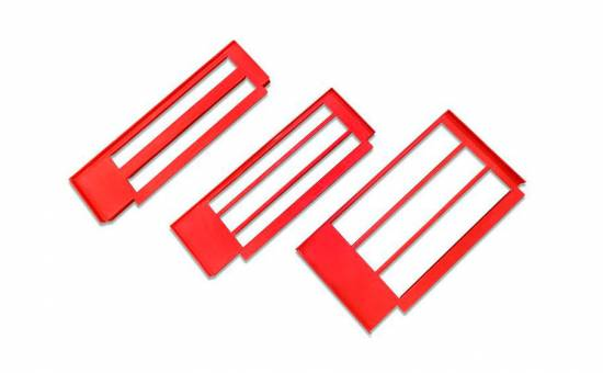 Слайдер для нанесения раствора Porotherm PTH 38, 427*800*43 мм